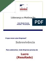 Lideranca e Motivac3a7c3a3o Congresso Fgv Claudio Vicente
