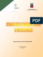 Metodologia General de Formulaion y Evaluacion de Proyectos