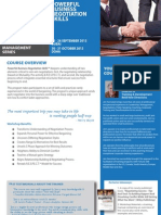 Powerful Business Negotiation Skills 27-28 Oct 2013 Doha Qatar
