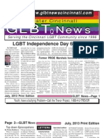 GLBT News July 13 Print Edition
