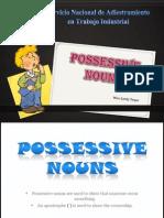 Possesive Nouns