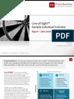 PB LOS - Sample Individual Indicatorv7