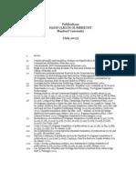 Gumbrecht Publications 1342-1852
