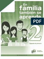 En Familia Tambien Se Aprende 2011 Segndo Diarioeducacion.com