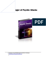 The Danger of Psychic Attacks