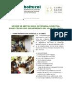 Gestion Socioempresarial Escuelas de Campo Del Valle Del Cauca
