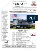 Missouri Wing of the Commemorative Air Force July Newsletter