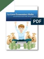 Livre Economisezmalin