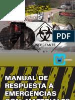 Manual de Respuesta a Emergencias Con Materiales Peligrosos