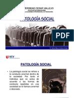 10. PATOLOGÍA SOCIAL