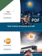 Presentacion ISA XM