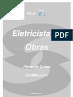 eletricista_obras_88335 CRONOGRAMASENAI