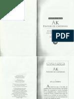 Libro AK Pintor de Cavernas - Copia