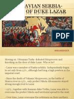13-Moravian Serbia-State of Duke Lazar