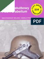 TBiU 216 Pistolet P 08 Parabellum