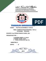 Grupo 05 Competitividad Regional y de La Economia Peruana