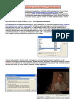 Integrar subtítulos en un AVI con VirtualDubMod