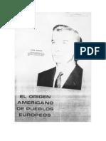 El Origen Americano de Los Pueblos Europeos - Juan Moricz