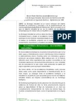 Articulo de Ecologia Industrial