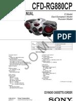 diagrama cfd-rg880cp