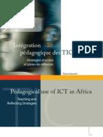 Ue Des TIC en Afrique - Nouvellebiblio.com