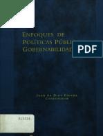 Enfoque de Politicas Publicas y Gobernabilidad