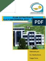 Plan Estrategico e a p Enfermeria Upeu Fj 2010 2013