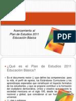 Plan 2011 en Diapositivas