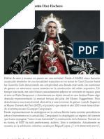Nación travesti - Agustín Díez Fischero