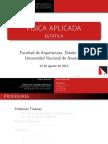 Clases 01 - 02 Estatica