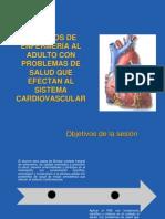 CUIDADOS DE ENFERMERÍA AL ADULTO CARDIO
