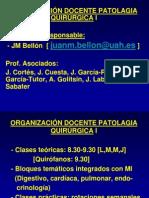 1. PATOLOGIA QUIRURGICA