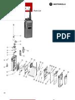 CT250-450 Parts List