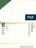 Camus Suicidio Filosofico