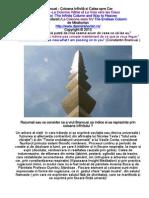 Brancusi -The Infinite Column and the Way to Heaven