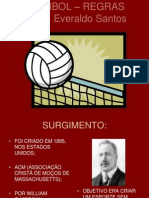 Slides de Fundamentos Do Voleibol