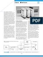 Application Note Selecting the Right Isolator
