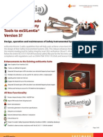 Exsilentia 3 Brochure Final