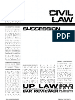 UP 2010 Civil Law (Succession)
