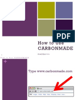 Badette_Catalla_How to Use Carbonmade