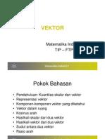 03 Vektor