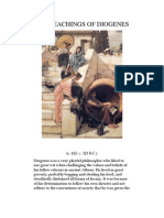 The Teachings of Diogenes