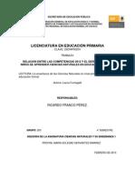 Trabajo Ciencias Ricardo Franco 203
