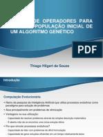 Apresenação - TCC - Algoritmos Genéticos