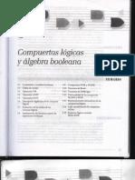 3 Compuertas Logicas y Algebra Booleana