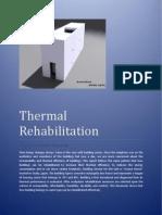 Thermal Rehabilitation (Azuma House)