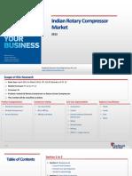 Rotary Compressor Market_Feedback OTS_2012
