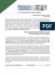 Sep. 23 Venezuela - Bases Constitucionales Del Poder Popular