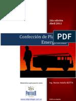 Confeccion Planes Emergencias 2da Edicion Abril2011