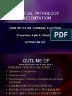 Gonadal insufficiency